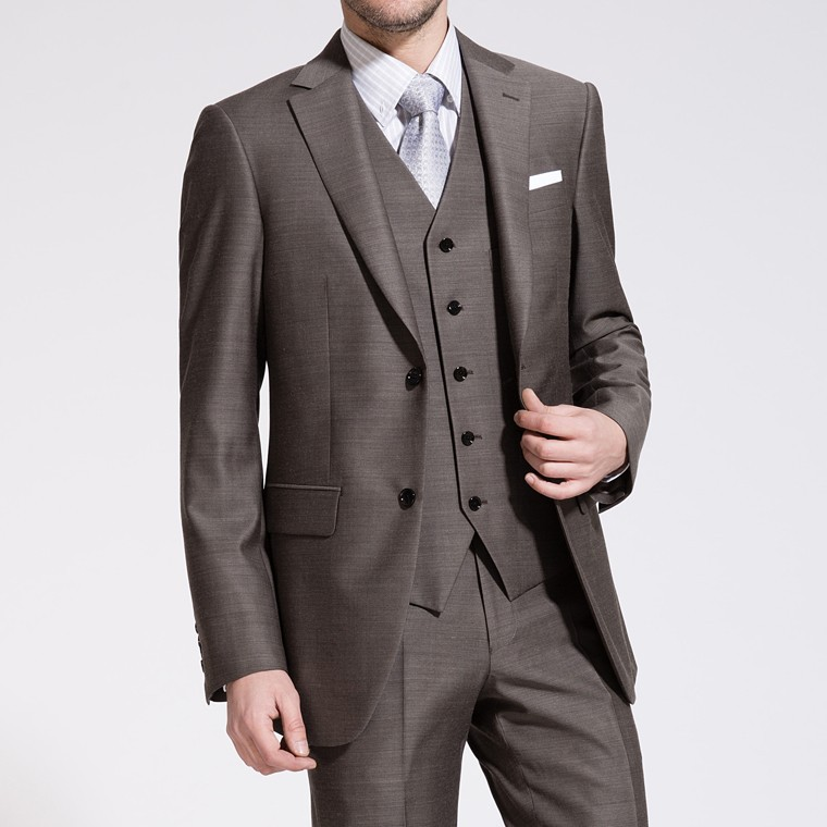Online Buy Wholesale brown business suit from China brown business ...