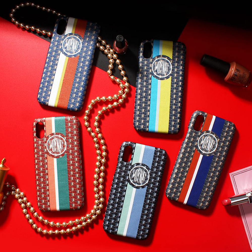 Mobile phone case For Apple mobile leather protective apple High-end accessories