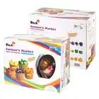Домашняя игрушка, детский сад, растительный фрукт, модель, моделирование, детское питание, познавательное, раннее образование, головоломка, пластиковые игрушки - 5