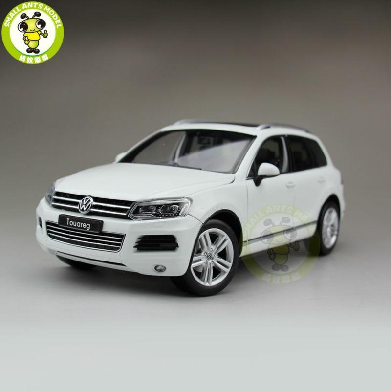 1:18 Welly 11005W VW Touareg Diecast Model Car Suv Toys