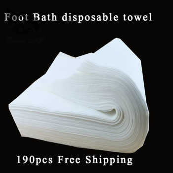 Nonwoven Fabric Towel for Outdoor Travel 28 * 58cm (190pcs a parcel) Travel Towel Nonwoven hand towel,Foot Bath disposable towel - DISCOUNT ITEM  18% OFF All Category