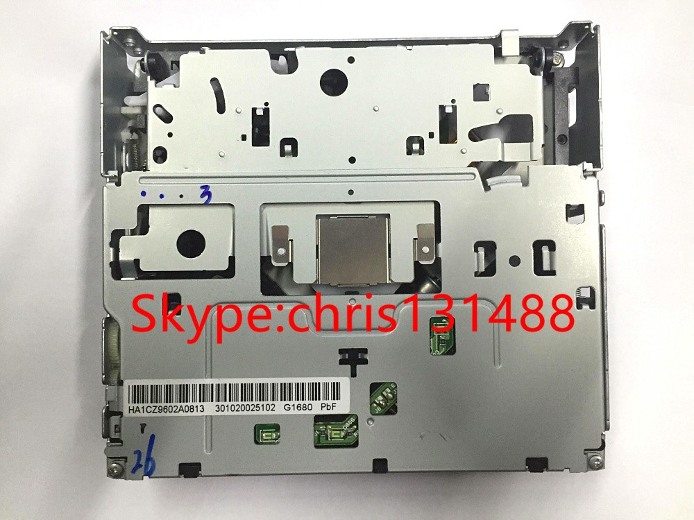 Free shipping original new Matsushita single CD drive loader deck mechanism for Hyundai Tucson CD Player