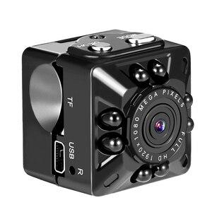 Image 5 - SQ10 Mini WiFi camera 1080P HD Remote playback video small micro cam Motion Detection Night Vision Home Monitor Infrared Night