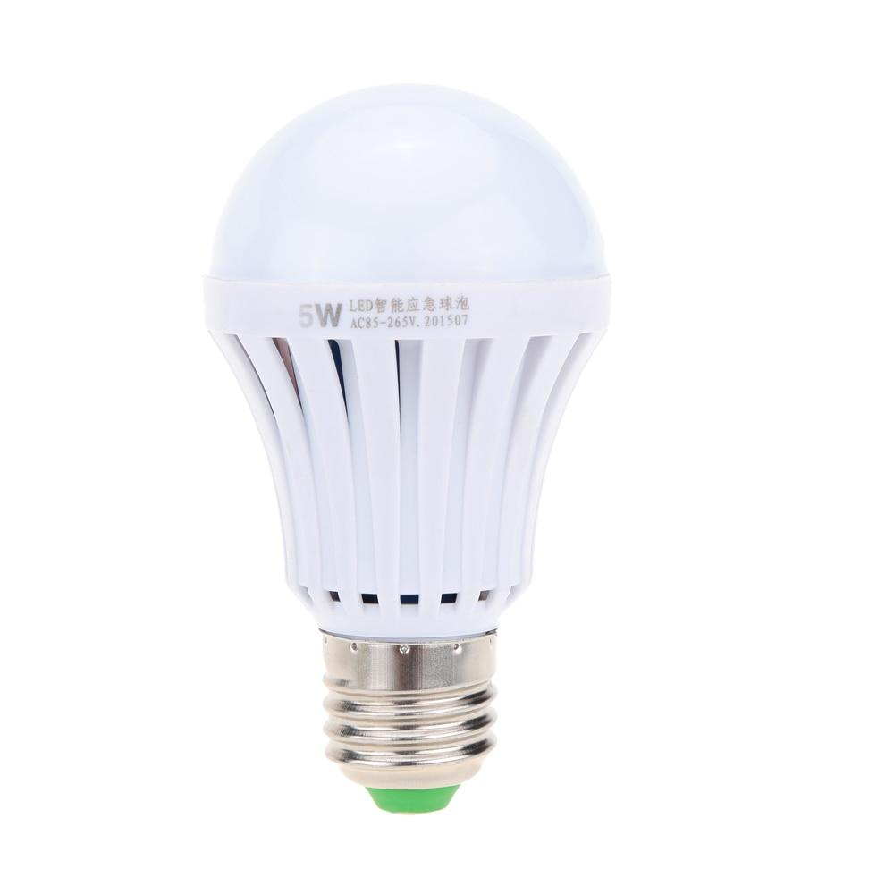 Rechargeable Battery LED Smart Bulb 5W 7W 9W 12W Led Emergency Light ...