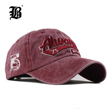 [FLB] fashion Baseball Cap Embroidery snapback hat for men w