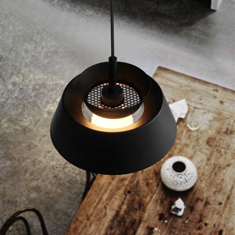 Промышленные RH шишка Ресторан подвесной светильник Книги по искусству Творческий Дания дизайнер висит свет Столовая Гостиная Led чердак огн...