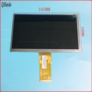 LCD Screen 7300101462 7300101463 E231732 7300130906 YH070IF50 HD 1024*600 LCD Screen for Cube U25GT Tablet PC MID LCD PANEL