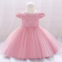 353094824 ... Vestidos bautismo Primer Año tutú Niña 0 2 años. Flower Birthday Baby  Dress Baby Girl Christening Gowns Baby Girl Baptism Dresses 1st Year Tutu  Girl
