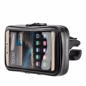 Image 2 - BuzzLee Bike Motor Phone Holder Waterproof Phone Bag Pouch Case Motorcycle Bicycle Handlebar Cellphones GPS Stand for iPhone 11