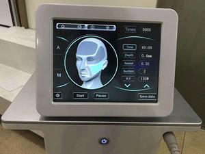 Image 5 - RF kesirli mikro iğne güzellik makinesi anti akne cilt kaldırma anti kırışıklık spa ekipmanları