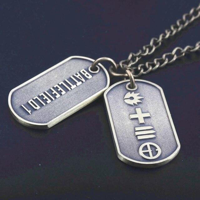 Фото bf4 battlefield 4 значки для собак военные ожерелья карт подвески цена