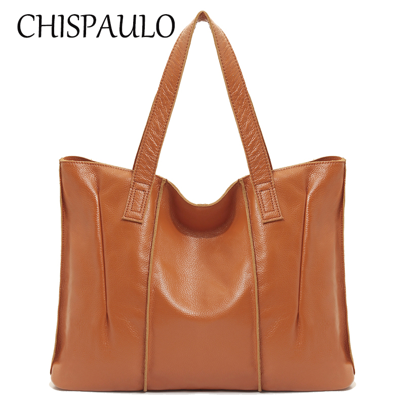 2018 New Fashion Genuine Leather bags Large Capacity Tote Women Leather Handbags Women Messenger Bags Shoulder Bags Feminina fashion women genuine leather handbags large capacity tote bag oil wax leather shoulder bag crossbody bags for women