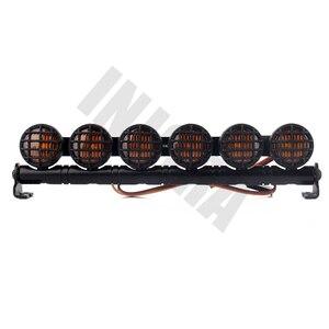 Image 5 - Barra de luz LED multifunción de 152MM para RC Crawler Traxxas TRX 4 TRX4 D90 Axial SCX10 90046