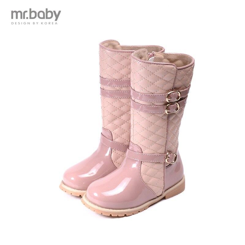 Winter Boots In Korean Fashion Girls Classic Girls Winter Boots In Boots From Mother