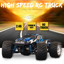 1:18 55km/h RC Car Remote Control Car 2.4G High Speed for Kids Gift RC Car + Controller + Charger + Battery