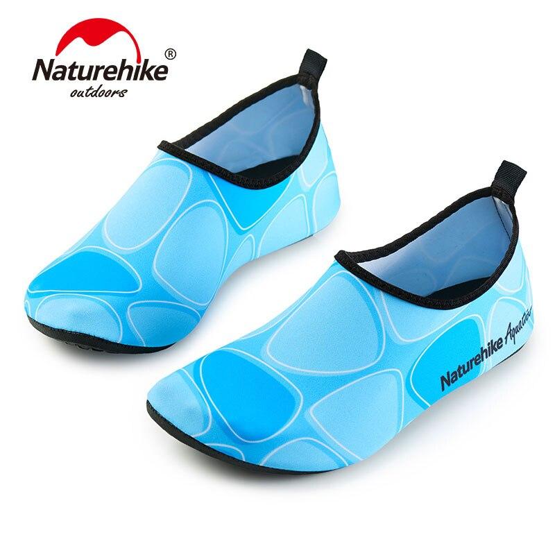 Naturehike Water Shoes Surfing Beach Water Sneakers Swimming Ultralight Elastic Aqua Socks Outdoor Beach Swimming NH18S001-X