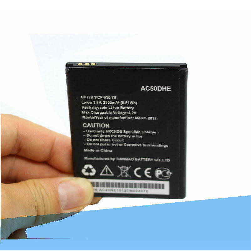 803ee34f0b28b0 AC55HEP Mobile phone battery for ARCHOS 55 Helium Plus / Helium ac55hep  batteries - AliExpress