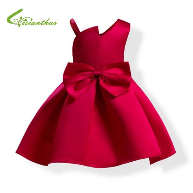 Kinder Weihnachten Kleider Für Mädchen Hochzeit Baby Mädchen ...