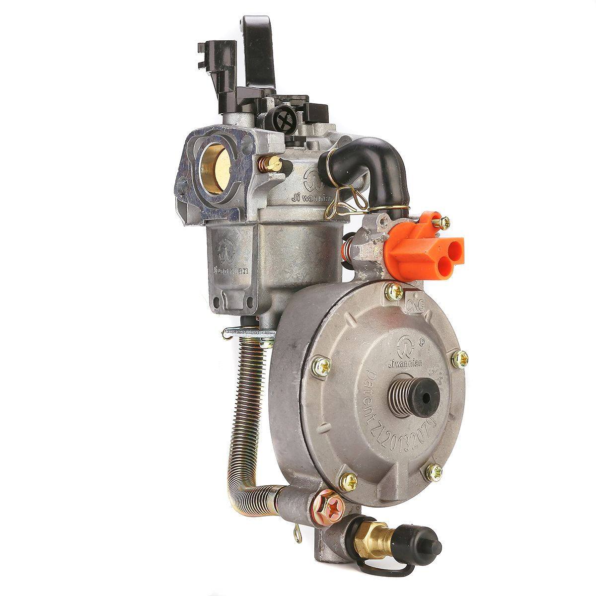 1PC Carburetor Carb Dual Fuel LPG Conversion Parts For GX200 170F Engine Mayitr Garden Tools Parts