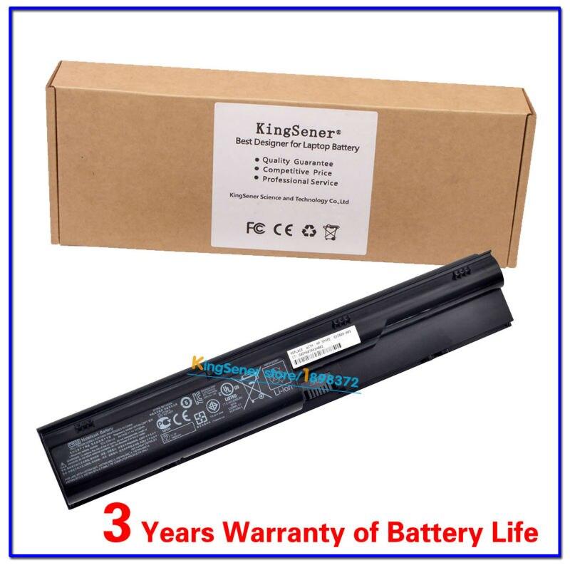 ФОТО KingSener 11.1V 93WH Laptop Battery PR09 For HP  ProBook 4330S 4331S 4530S 4535S 4430S 4435S 4436S PR06 PR09 HSTNN-OB2T