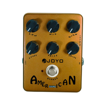 JOYO JF-14 American sound (Amplifier Simulator), electric bass dynamic compression effects guitar pedals  Free Shipping