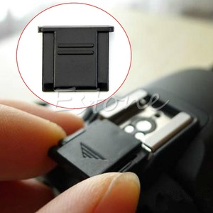 10/5/3/1 PCS New Flash Hot Protection Cover Bs-1 Hot Shoe Cover For Canon lympus Otax Panasonic For DSLR SLR Camera(China)