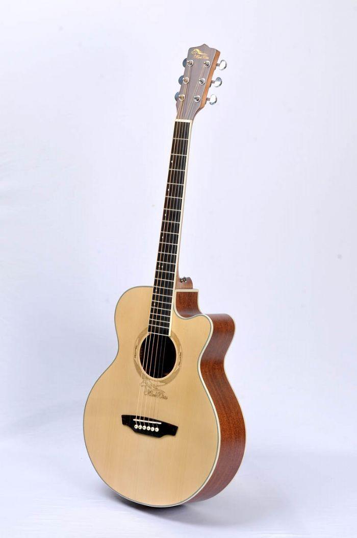 guitars M-4010C 40 inch high quality Acoustic Guitar Rosewood Fingerboard guitarra with guitar strings boegli boegli m 40