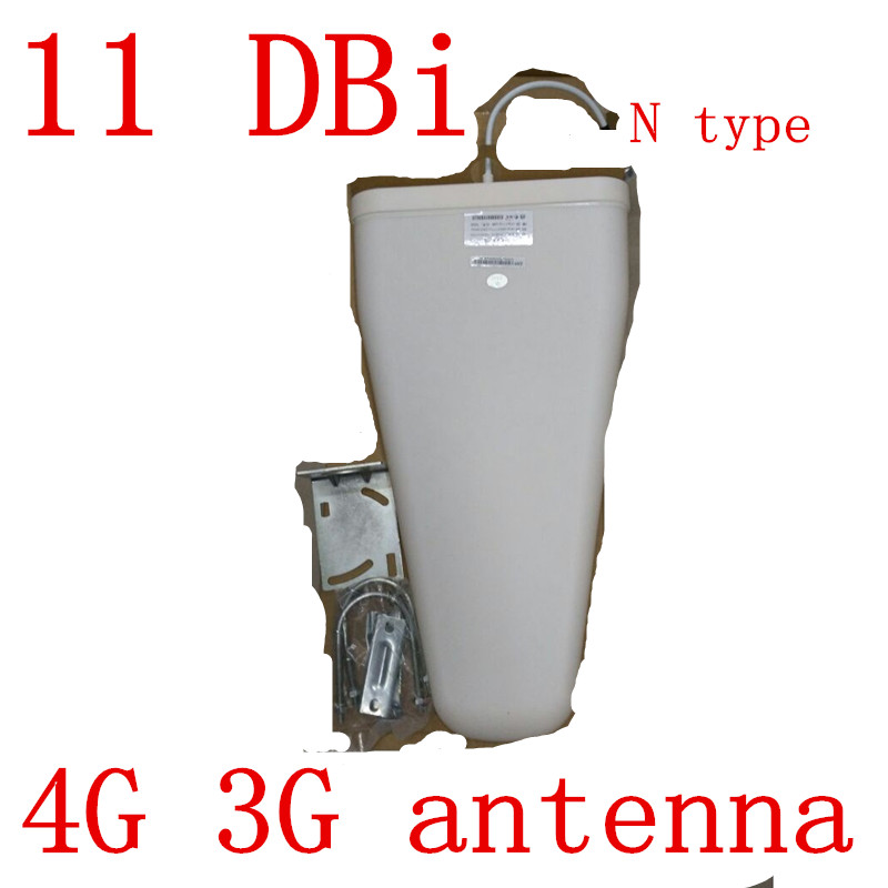 ФОТО 100% 10dbi 10m cable 4g 3g wifi antenna 11DB 800-2500MHz Outdoor wifi 4g 3g Antenna for 4g 3g router e5172 b593 b880 b890 b683