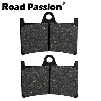 Road Passion Motorcycle Front Brake Pads For YAMAHA XP 500 XP500 XP500Y Y/Z (T-Max) 2008-2011 MT-09 2014 TDM 900 TDM900 2002-14 image