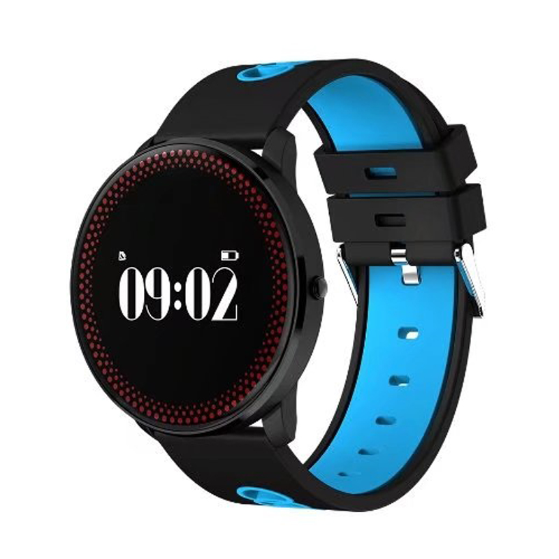 2018 Smart Bracelet CF007 Smart Band Heart Rate Monitor Blood Presure Monitor Sport Tracker Monitor Wristband for IOS Android