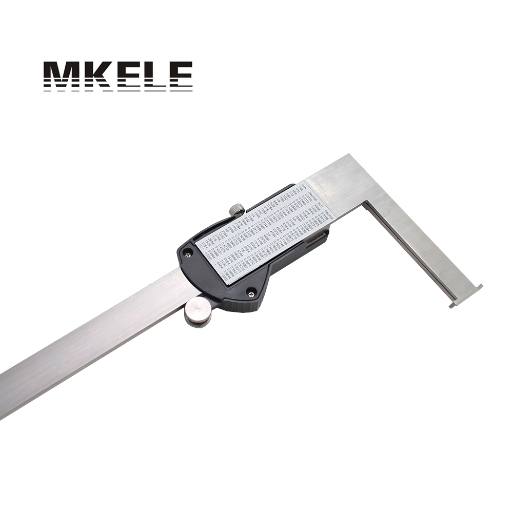 15-300mm Inner tank Digital Groove Vernier Caliper With Knife Edge IP54 Waterproof Stainless Steel цена