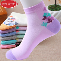 2018 Wholesale Women Girls Winter And Spring Socks High Quality Cotton Long Cocks Fashion Socks 50