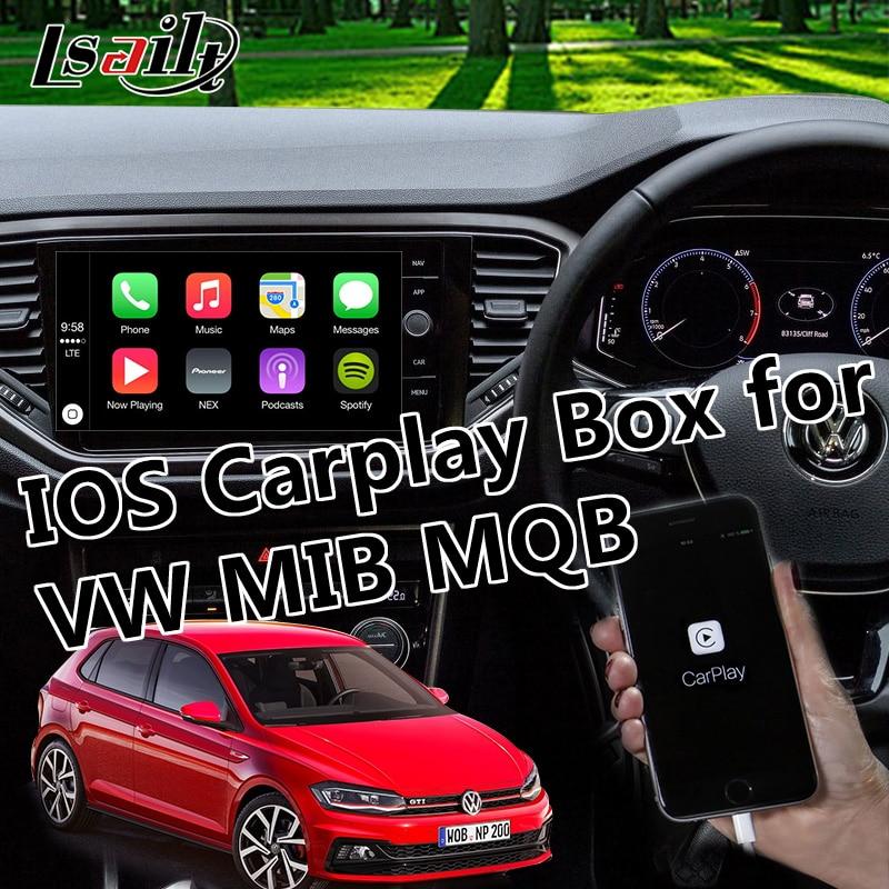 Plug&Play Apple IOS Carplay Box for Volkswagen Golf7
