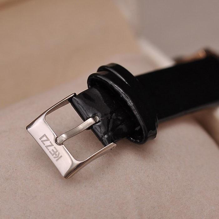 KEZZI Luxury Ladies Fine Rhinestone Crystal Dial High Quality Waterproof Fashion Quartz Watch