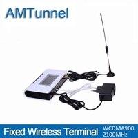 3G WCDMA2100Mhz fixed wireless terminal UMTS FWT mit LCD display für anschließen desktop telefon zu telefonieren