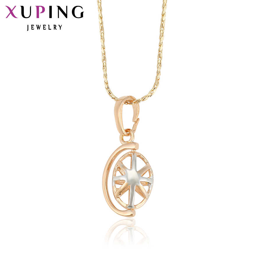 Xuping Fashion Pendant 2017 New Design for Girl Women Lucky High Quality Pendants Jewelry 31595