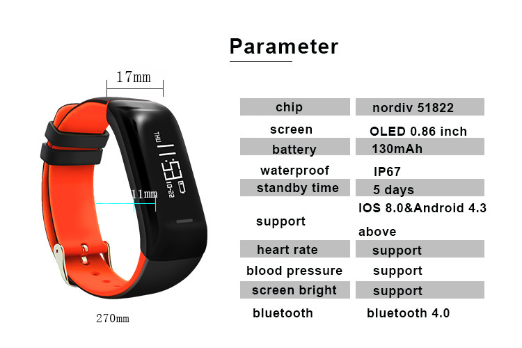 p11 smart bracelet06