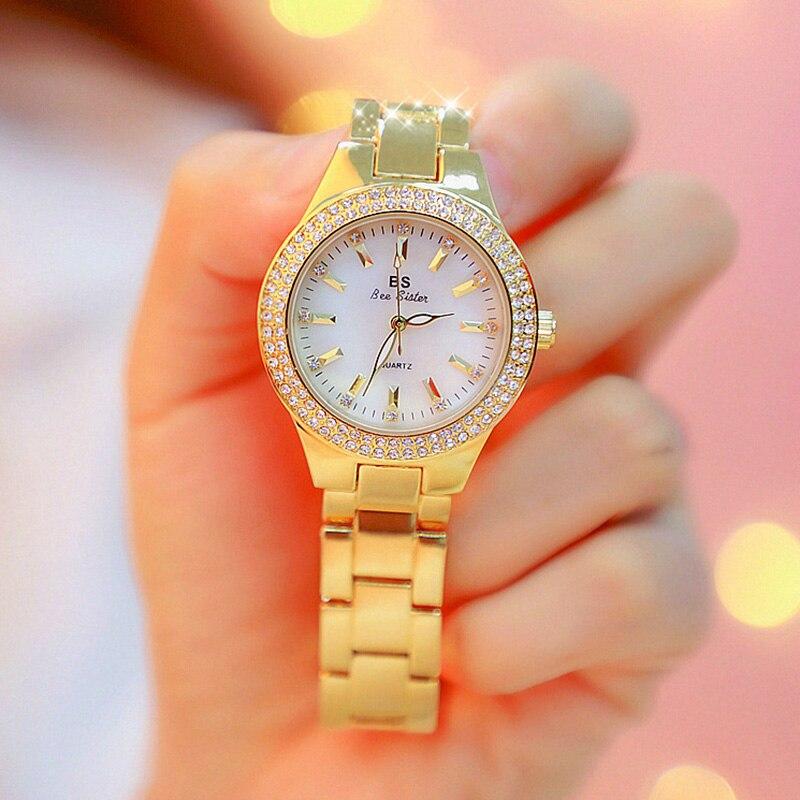 872929fa6a6 Melhor 2018 Mulheres Relógios de Quartzo Top De Luxo Da Marca de Quartzo  Relógios de Pulso Das Senhoras Relógio de Pulso Relogios Femininos saat  montre ...