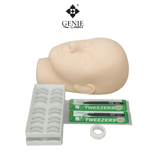 1 Set Eyelash Extension Tools Kit Free shipping Kit  No.Set-2 False eyelash kit