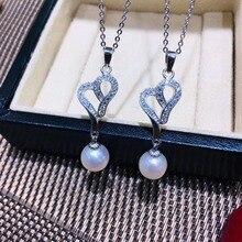 ホット絶妙なペンダントマウントペンダント所見設定ジュエリー部品継手アクセサリー真珠のために、サンゴ、翡翠ビーズ、石