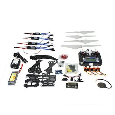 DIY RC Drone Quadrocopter Full Set RTF X4M380L Frame Kit APM 2.8 Flight Controller GPS Flysky Transmitter Remote controller drone upgraded apm2 6 mini apm pro flight controller neo 7n 7n gps power module