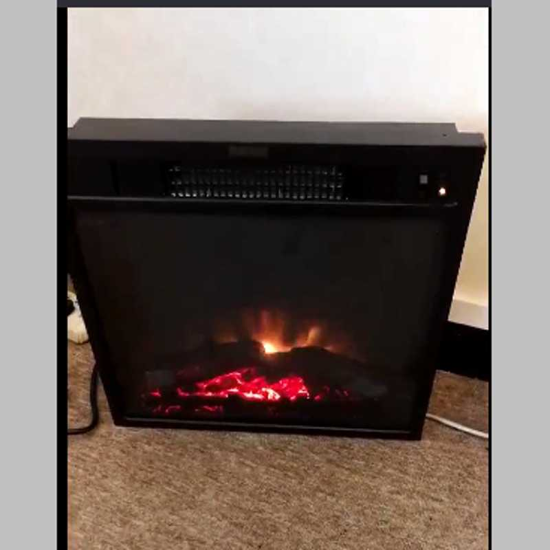 View Chimney Free Electric Fireplace Insert Pics