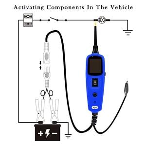 Image 4 - Power Probe Car Electric Circuit Tester Automotive Tools 12V Vgate Pt150 Electrical System Tester as Autek YD208 Autel PS100