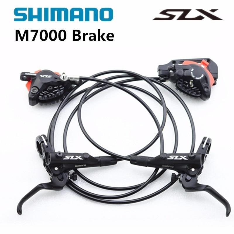 SHIMANO NOUVEAU SLX M7000 De Frein Vtt Hidraulic Disque De Frein VTT BR BL-M7000 800/1400 Gauche et Droite