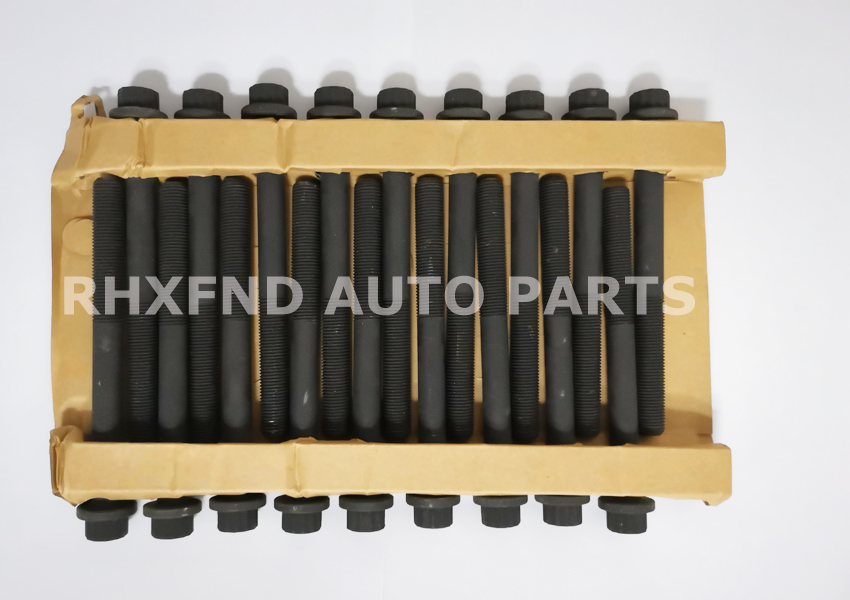 Engine cylinder head bolts 1KZ 1KZ T 1KZ TE bolt set for toyota Prado Land Cruiser 4 Runner Hilux 3.0TD 1993 -in Nuts & Bolts from Automobiles & Motorcycles    1