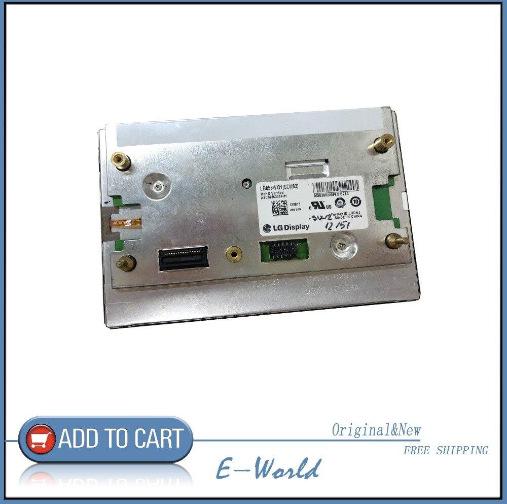 Ecran LCD d'origine 5.8 pouces LB058WQ1 (SD) (03) LB058WQ1 (SD) (03) LB058WQ1-SD03 livraison gratuite