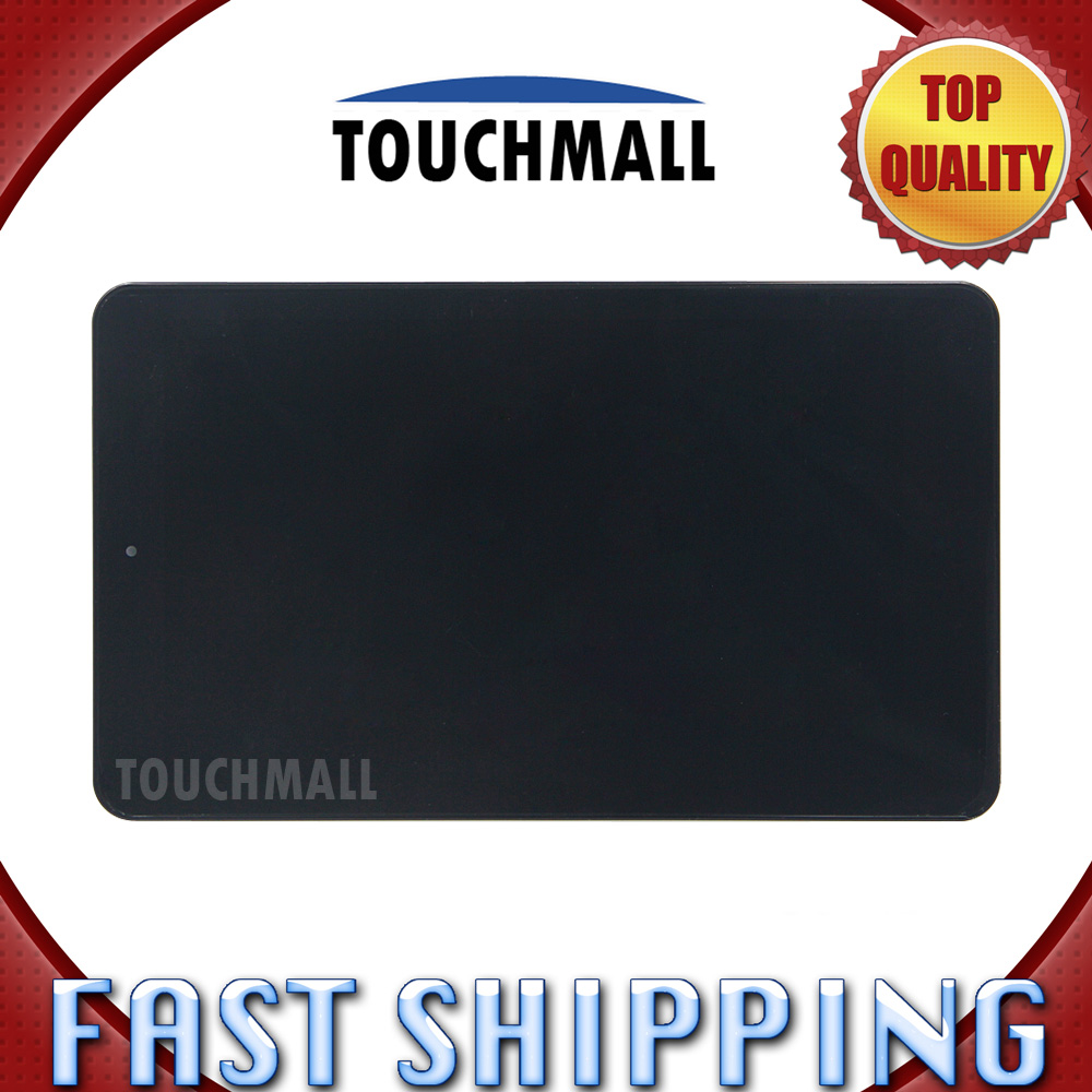 For New LCD Display Touch Screen Digitizer with Frame Assembly Replacement Acer A1-820 8-inch Black Free Shipping 100% new tested for motorola moto x style x3 xt1570 lcd screen display with touch digitizer tools assembly 1 piece free shipping