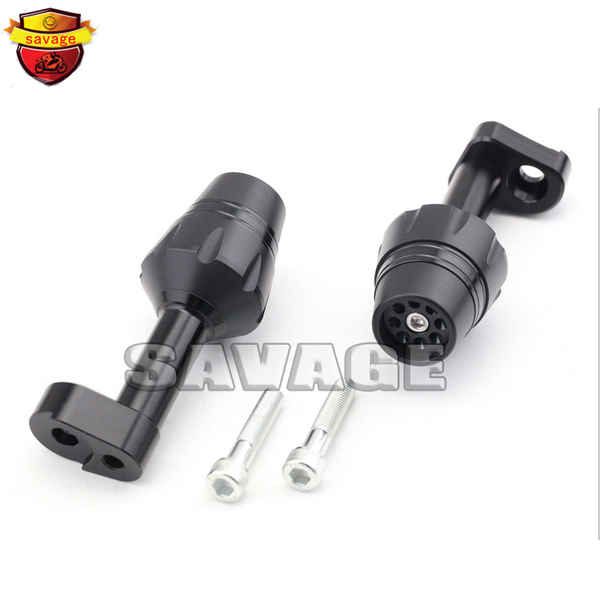 new design motorcycle frame sliders crash protector falling protection for yamaha yzf r25 yzf - Motorcycle Frame Sliders