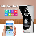 Waterproof Rfid Door Access 720P IOS Android Smartphone Control IR Night Vision Video Intercom 140 Degree Angle WiFi Doorbell