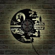 CV Creative Wall Clock STAR WARS